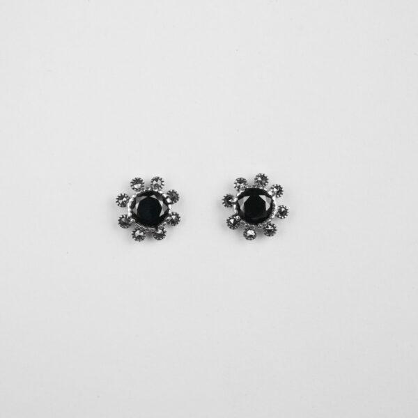 925 marcasite Silver Studs
