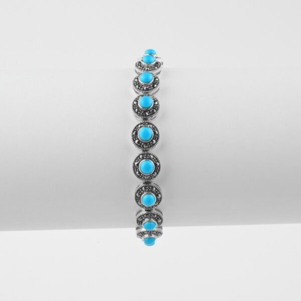 marcasite Silver Bracelet